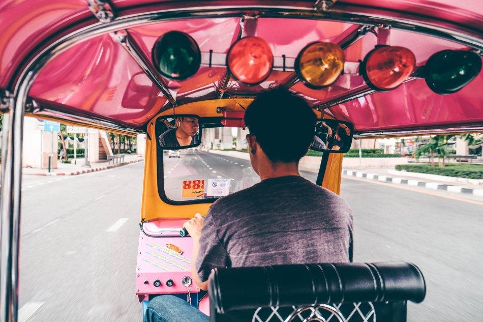 Privé fiets tour India