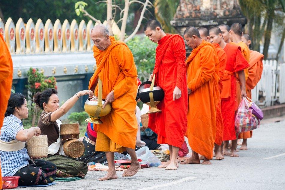 Monniken Thailand