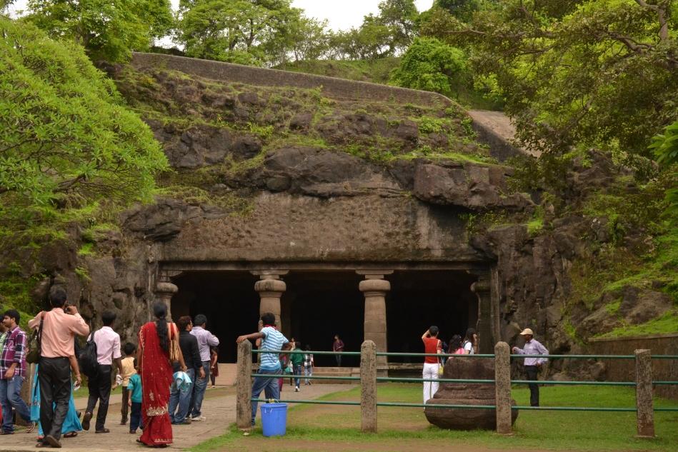 Elephanta grotten Mumbai