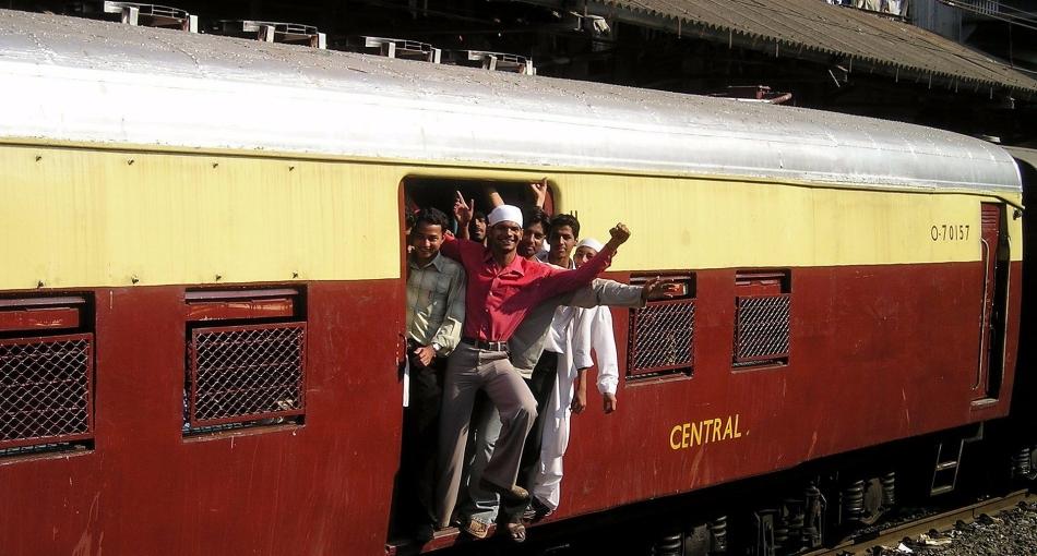 Mumbai trein