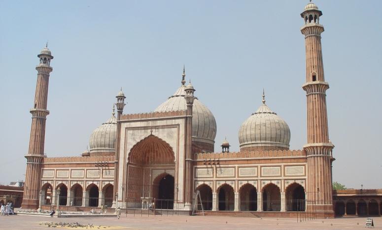 Moskee Delhi