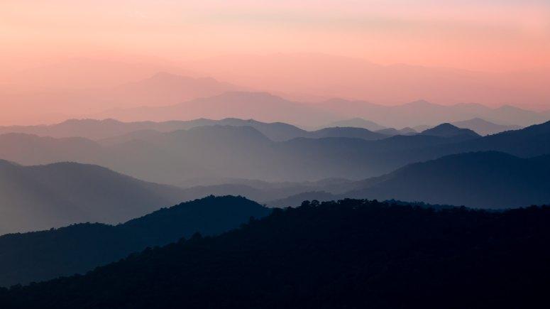Bergen Noord-Thailand
