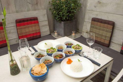 Kleine ondeugd Rotterdam Thais restaurant