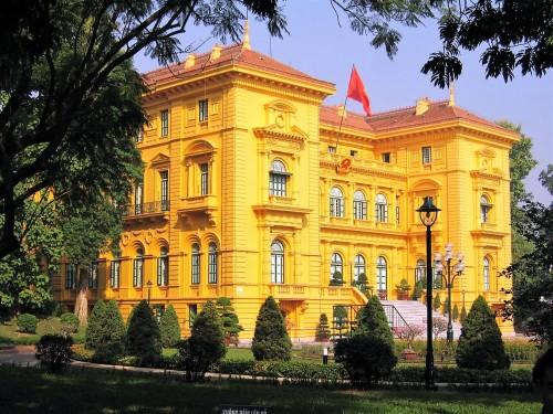 Paleis Hanoi