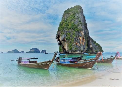 Phra Nang strand