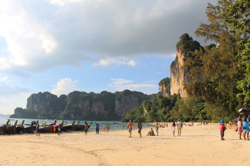 Railay Beach West Krabi