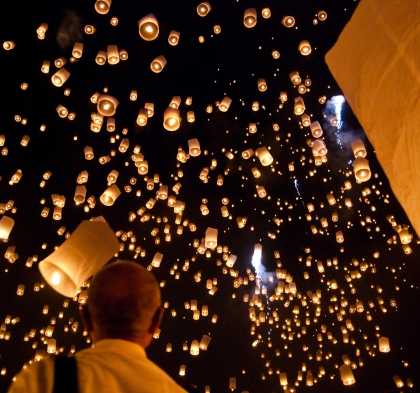 Loi Krathong - Lataarnfestival
