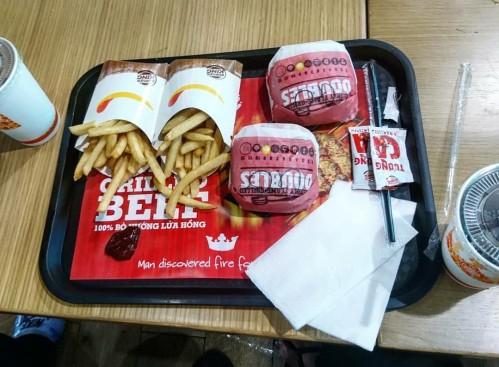 Burger King Vietnam