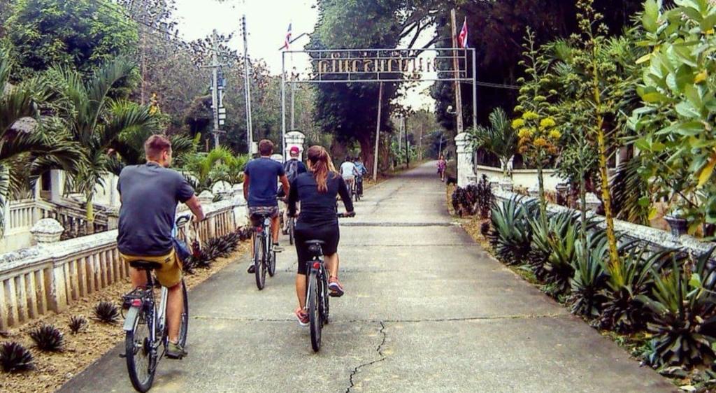 Fietstour Bajabikes Chiang Mai