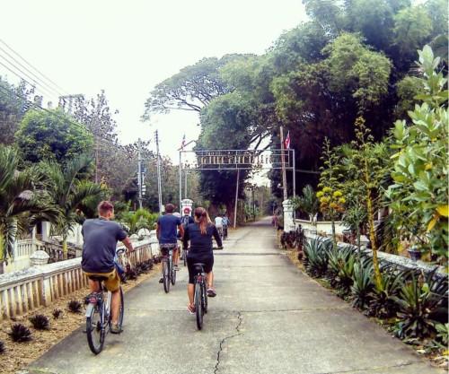 Fietstour Baja Bikes