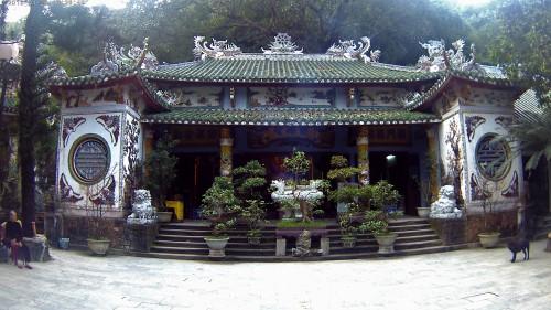 Tempel Marble Mountain Da Nang