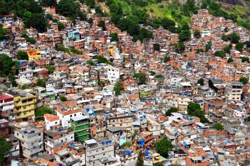 Sloppenwijken Rio de Janeiro