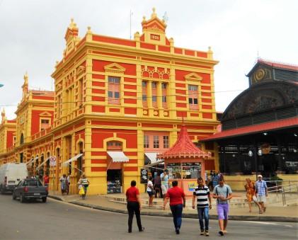 Adolfo Lisboa Market Manaus