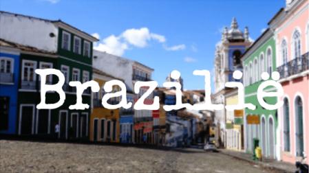 Brazilië banner
