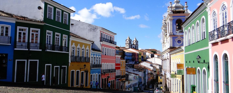 Salvador Brazilië