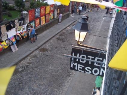 Hotel Meson Salvador Brazilië