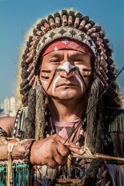 Indianen Brazilië