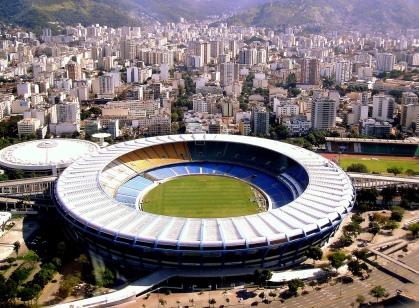 Maracanã stadion Rio de Janeiro