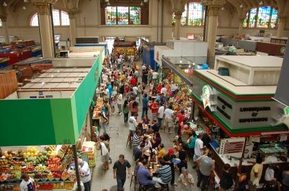 Municipal Market Sao Paulo