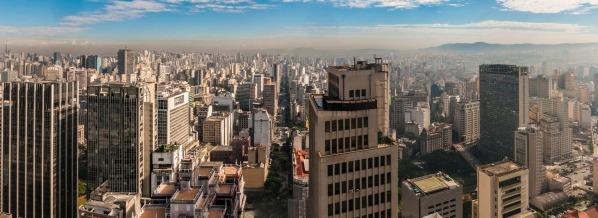 Sao Paulo Brazilië
