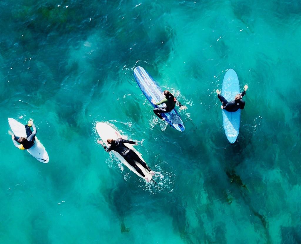 Online surfen