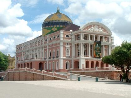 Amazone theater Manaus