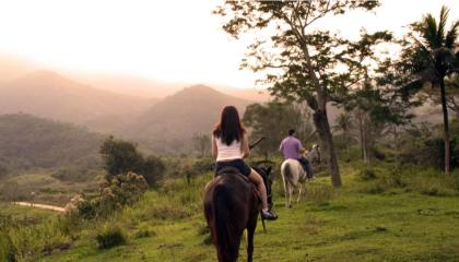 Paardrijden Bonito Hotel Pedras Negras ranch