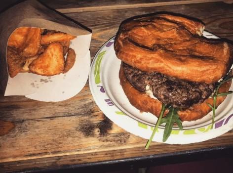 Hongaarse hamburgers