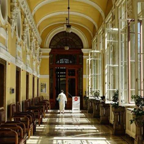 Széchenyibad Boedapest