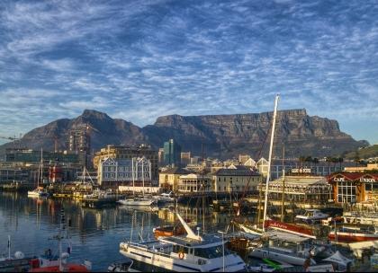 Reistips Kaapstad - De tafelberg