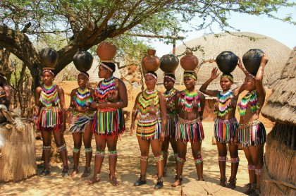 Zoeloes Zuid-Afrika